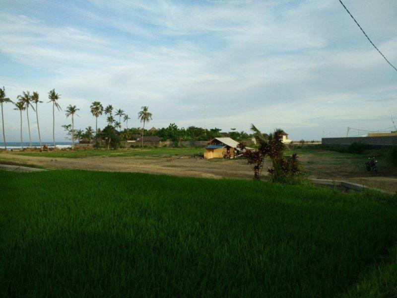 Stunning Bali Beachfront Land For Sale Gianyar Beachfront Property